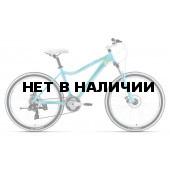 Велосипед Welt 2018 Edelweiss 1.0 D matt sea blue/green (US:M)