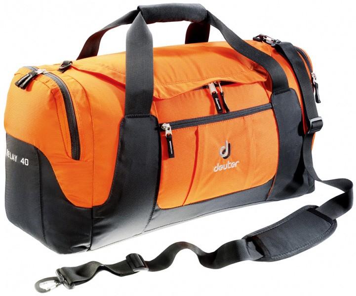 ca8b3011b6 Сумка Deuter 2015 Travel Relay 40 orange-black