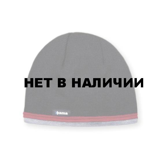 Шапка Kama A53 black