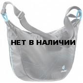 Сумка на плечо Deuter 2015 Shoulder bags Pannier Sling black-turquoise