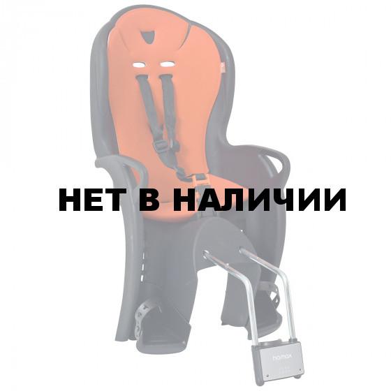 Детское кресло HAMAX 2018 KISS СЕРЫЙ/ОРАНЖЕВЫЙ