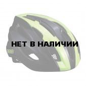 Летний шлем BBB Condor черный/неоновый/желтый (BHE-35)