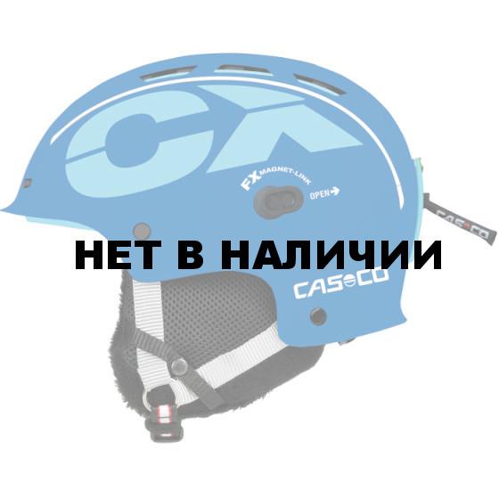 Зимний Шлем Casco 2017-18 CX-3-Icecube (MyStyle) blue (US:M)