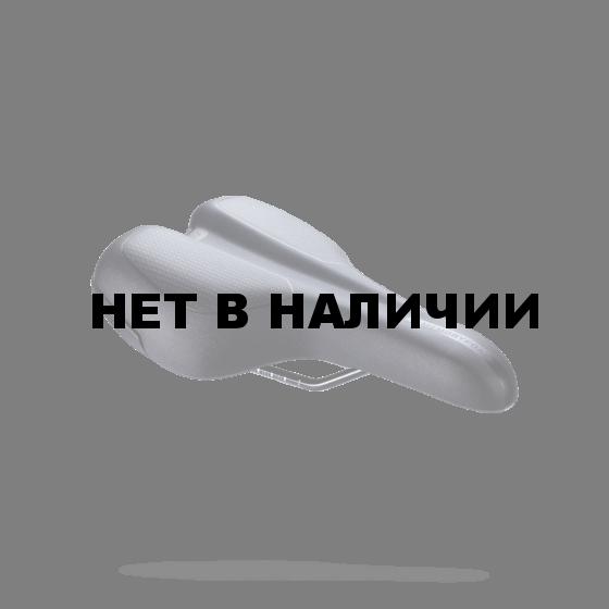 Седло BBB TouringPlus Active ergonomic saddle memory foam steel черный