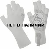 Перчатки рыболовные BUFF Watter Gloves BUFF WATER GLOVES BUFF LIGHT GREY S/M