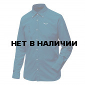 Рубашка для активного отдыха Salewa 2018 PUEZ LIGHT DRY M L/S SRT poseidon