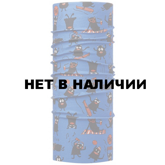 Бандана BUFF 2016 High UV Protection BUFF JUNIOR HIGH UV BUFF® SUMMER MONSTERS SKY