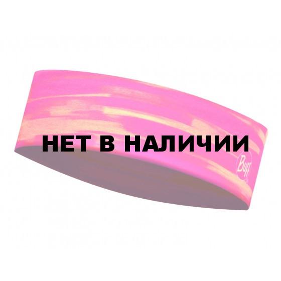 Повязка BUFF 2017 Headband BUFF AKIRA PINK Slim