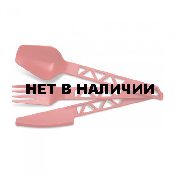 Столовые приборы Primus Lightweight TrailCutlery Red