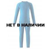 Комплект (футболка, длинный рукав, + брюки) Reima 2017-18 Lani Blue