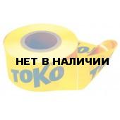 Декоративная лента TOKO Сordon (желтая для разметки 200 м х 8 см)