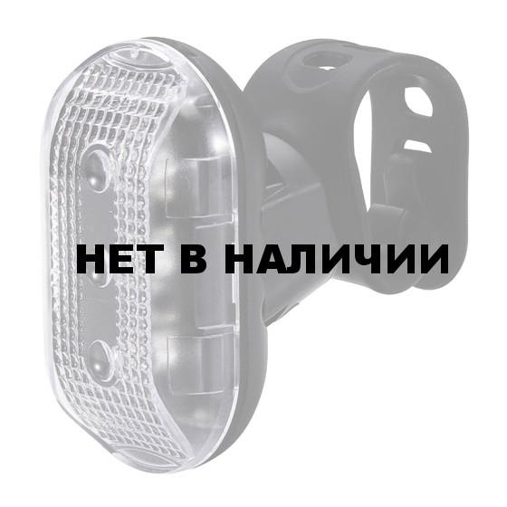 Фонарь передний BBB FrontLaser 3 white led 2xAAA (BLS-77)