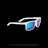 Очки солнцезащитные BBB 2018 Town PZ PC MLC green polarised lenses белый