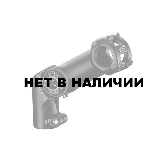 Вынос регулируемый BBB HighFix 100mm 25.4 черный (BHS-34)