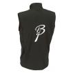 Жилет беговой Bjorn Daehlie Vest ENERGY Black (черный)