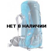 Рюкзак Deuter 2015 Aircontact Aircontact 40 + 10 SL arctic-turquoise