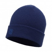 Шапка BUFF KNITTED HAT EDSEL BLUE INK
