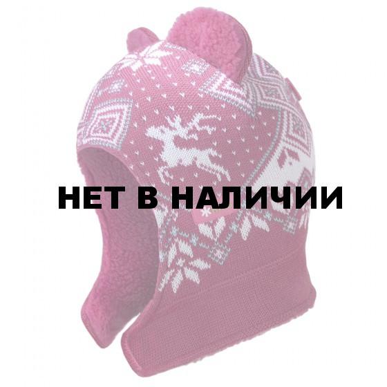 Шапка Kama 2016-17 B62 pink