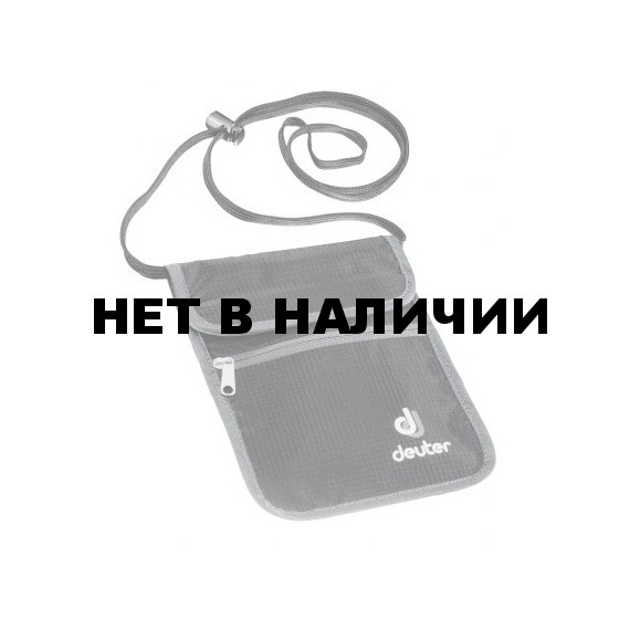 Кошелек Deuter 2015 Accessories Security Wallet II black-granite
