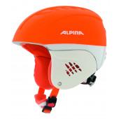 Зимний Шлем Alpina 2015-16 JUNIOR CARAT L.E. orange race matt