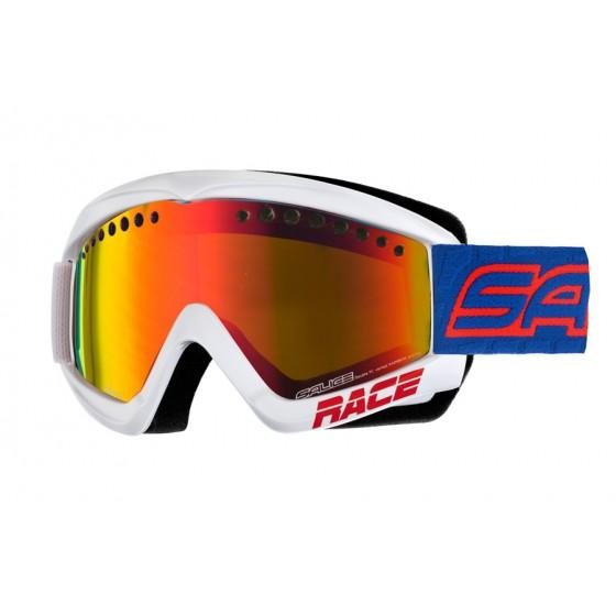 Очки горнолыжные Salice 2016-17 969DARWFV WHITE/RWRED