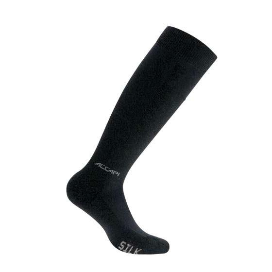 Носки ACCAPI SKIBIOSILK black (черный)