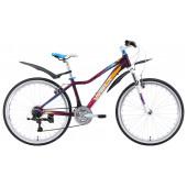 Велосипед Welt 2018 Edelweiss 26 Teen matt violet/light blue