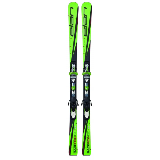 Горные лыжи Elan 2016-17 RCG PLATE