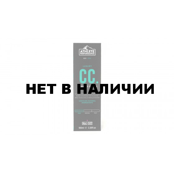 Гель для подгузника MUC-OFF Athlete Performance Chamois Cream 100ml