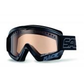 Очки горнолыжные Salice 969DAFV BLACK/BROWN