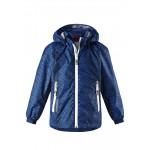 Куртка для активного отдыха Reima 2018 Zigzag NAVY BLUE