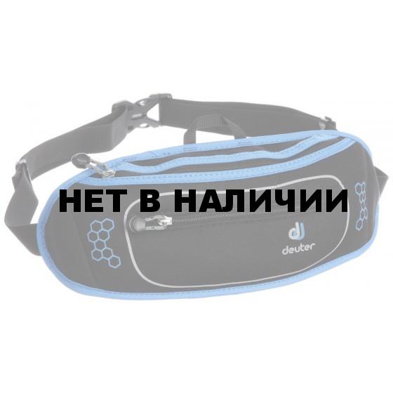 Сумка поясная Deuter 2016-17 Neo Belt II black-coolblue