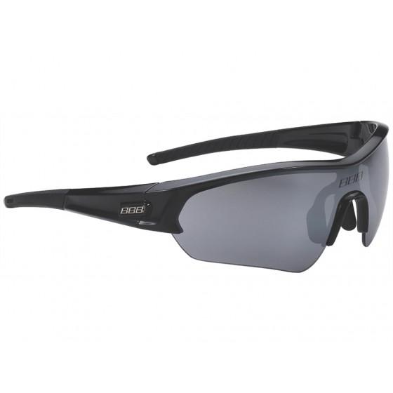 Оправа для велоочков BBB frame Select glossy black, black temple rubber (BSG-43)