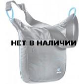 Сумка на плечо Deuter 2015 Shoulder bags Pannier City black-turquoise