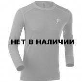 Футболка с длинным рукавом Bjorn Daehlie UNDERWEAR Shirt WARM LS Black/Periscope (Черный/темно-серый)