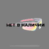 Очки солнцезащитные BBB 2018 Impress PC smoke red lenses черный матовый