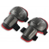 Защита колена NIDECKER 2016-17 Knee guards black/red