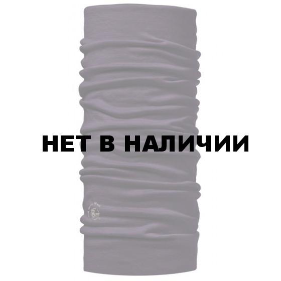 Бандана BUFF WOOL BUFF Solid Colors PLUM/OD