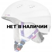 Зимний Шлем Alpina GRAP 2.0 LE white-periwinkle matt