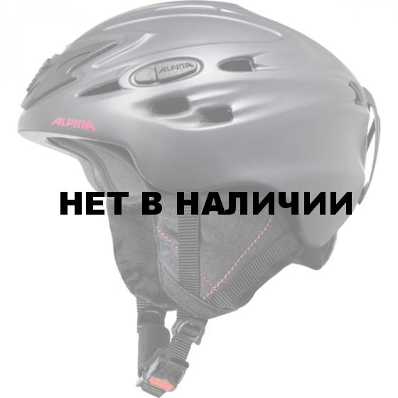 Зимний Шлем Alpina SCARA nightblue-denim matt