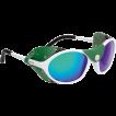 Очки солнцезащитные ALPINA 2017 SIBIRIA white-green