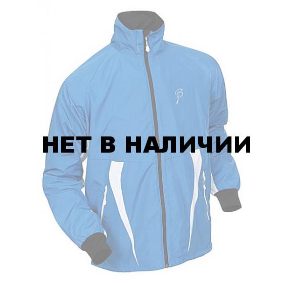 Куртка беговая Bjorn Daehlie Jacket CHARGER Methyl Blue/Black (синий/черный)