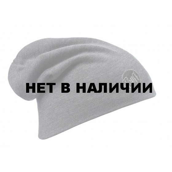 Шапка BUFF 2015-16 THERMAL SOLID GREY