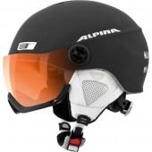 Зимний Шлем Alpina MENGA JV HM black matt