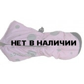 Варежки GLANCE Zip rose (розовый)