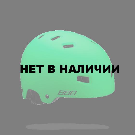 Велошлем BBB 2018 Billy зелёный матовый