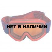 Очки горнолыжные Salice 708DAF RED/ORANGE