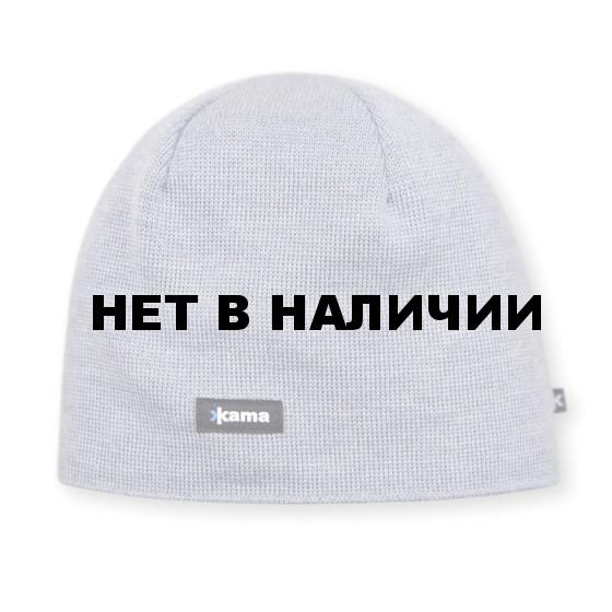 Шапка Kama A02 grey