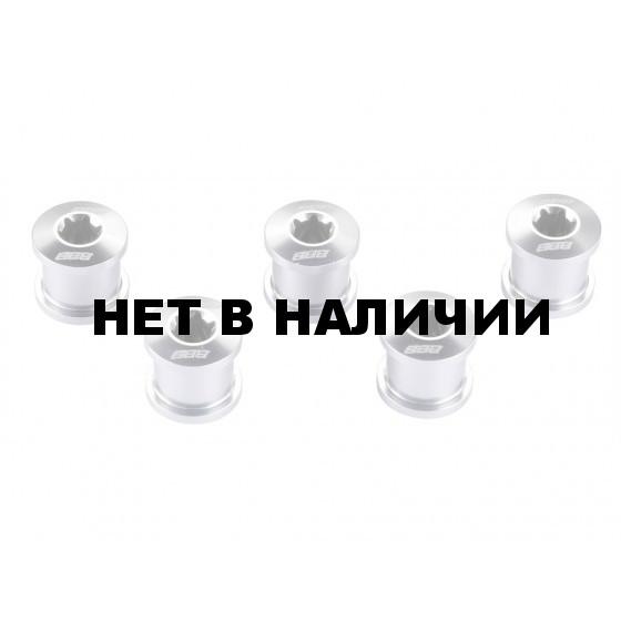 Бонки BBB HexStars alum. Silver (BCR-51)