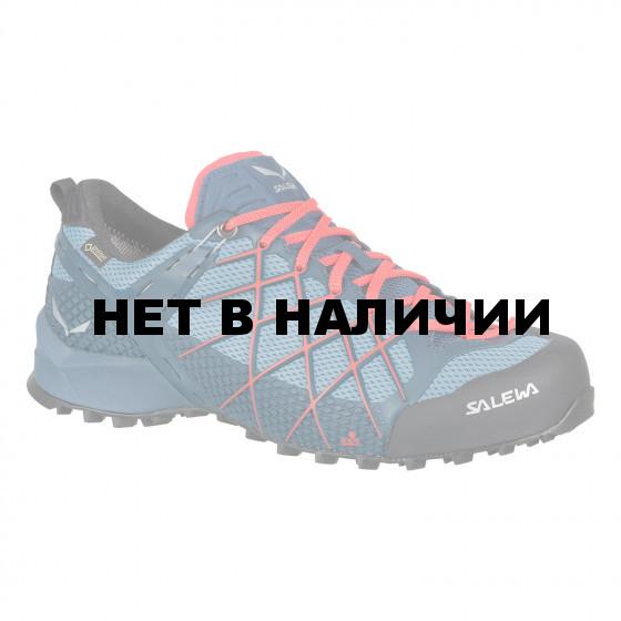 Ботинки для хайкинга (высокие) Salewa 2018 MS WILDFIRE GTX Dark Denim/Papavero